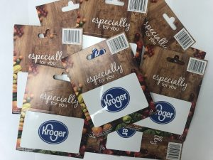 GIVEAWAY: Get a Free Kroger Gift Card!